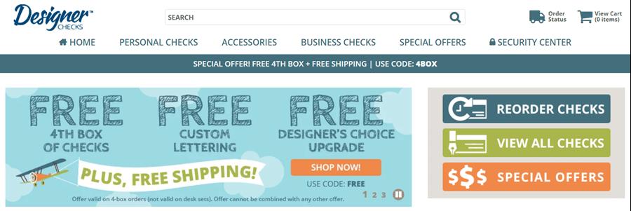 Designer Checks